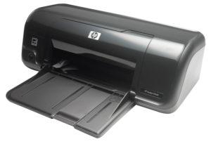 Drukarka HP Deskjet d1660